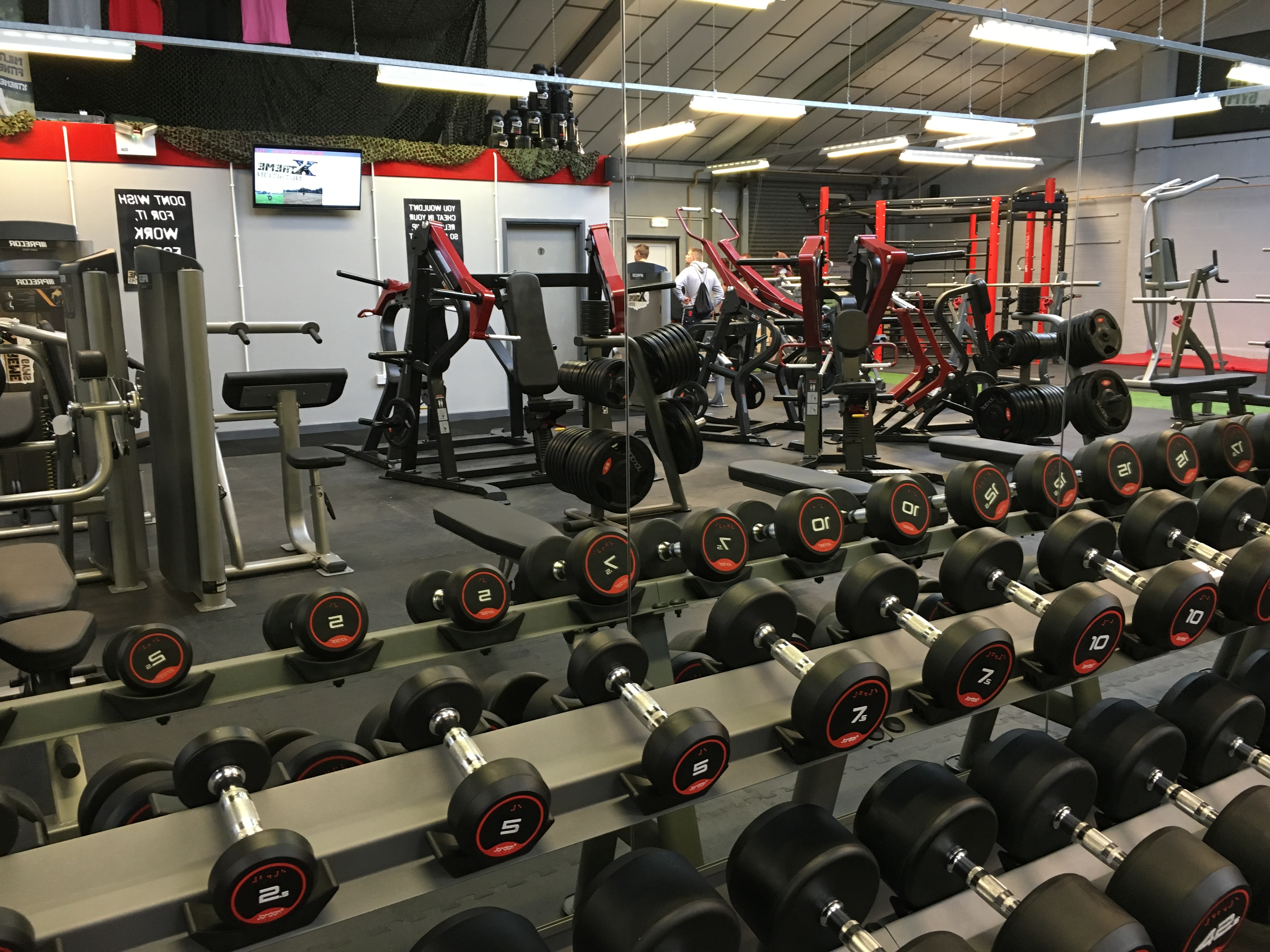 Xtreme gyms stratford upon avon for fitness enthusiasts for Fitness gym