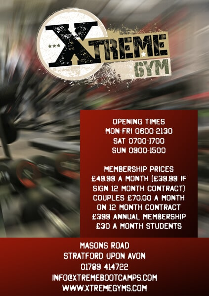 Personal Trainers - Xtreme Gyms